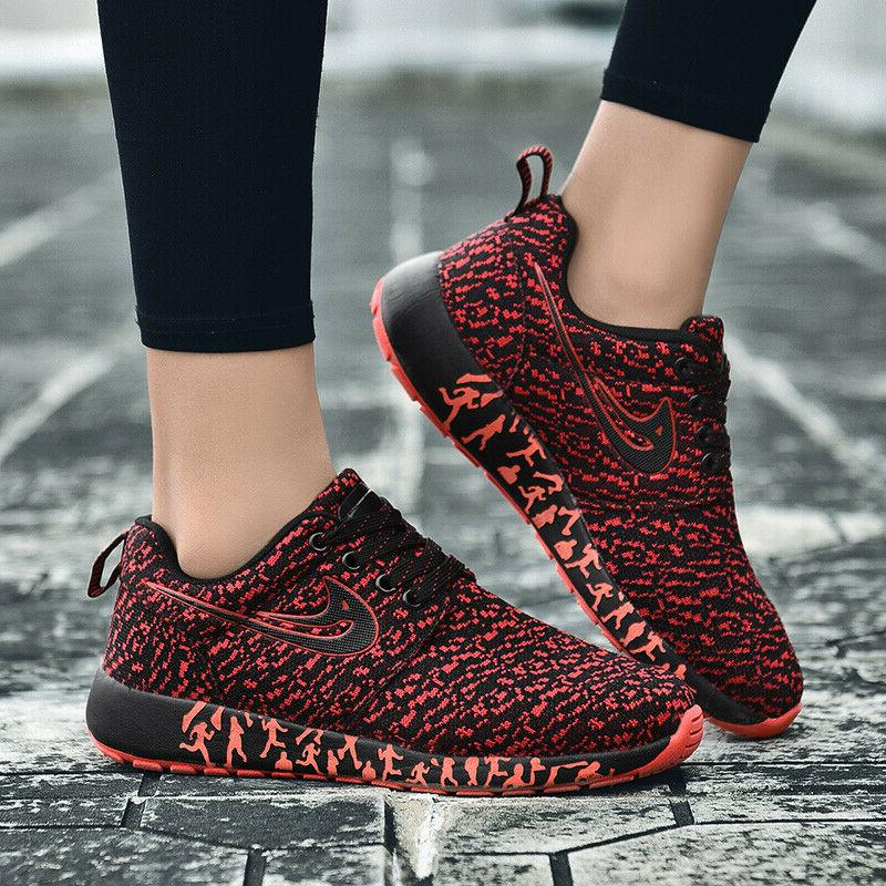 Sport Size Athletic Walking Sneakers Tennis Running Shoes
