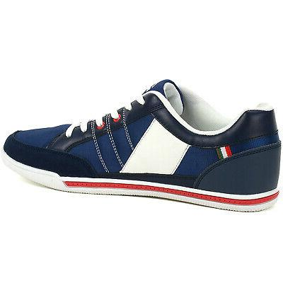 Alpine Swiss Stefan Retro Sneakers Tennis Shoes Athletic New