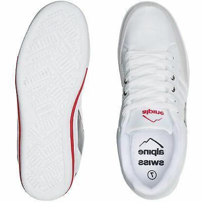Alpine Swiss Stefan Retro Fashion Shoes Casual Athletic New