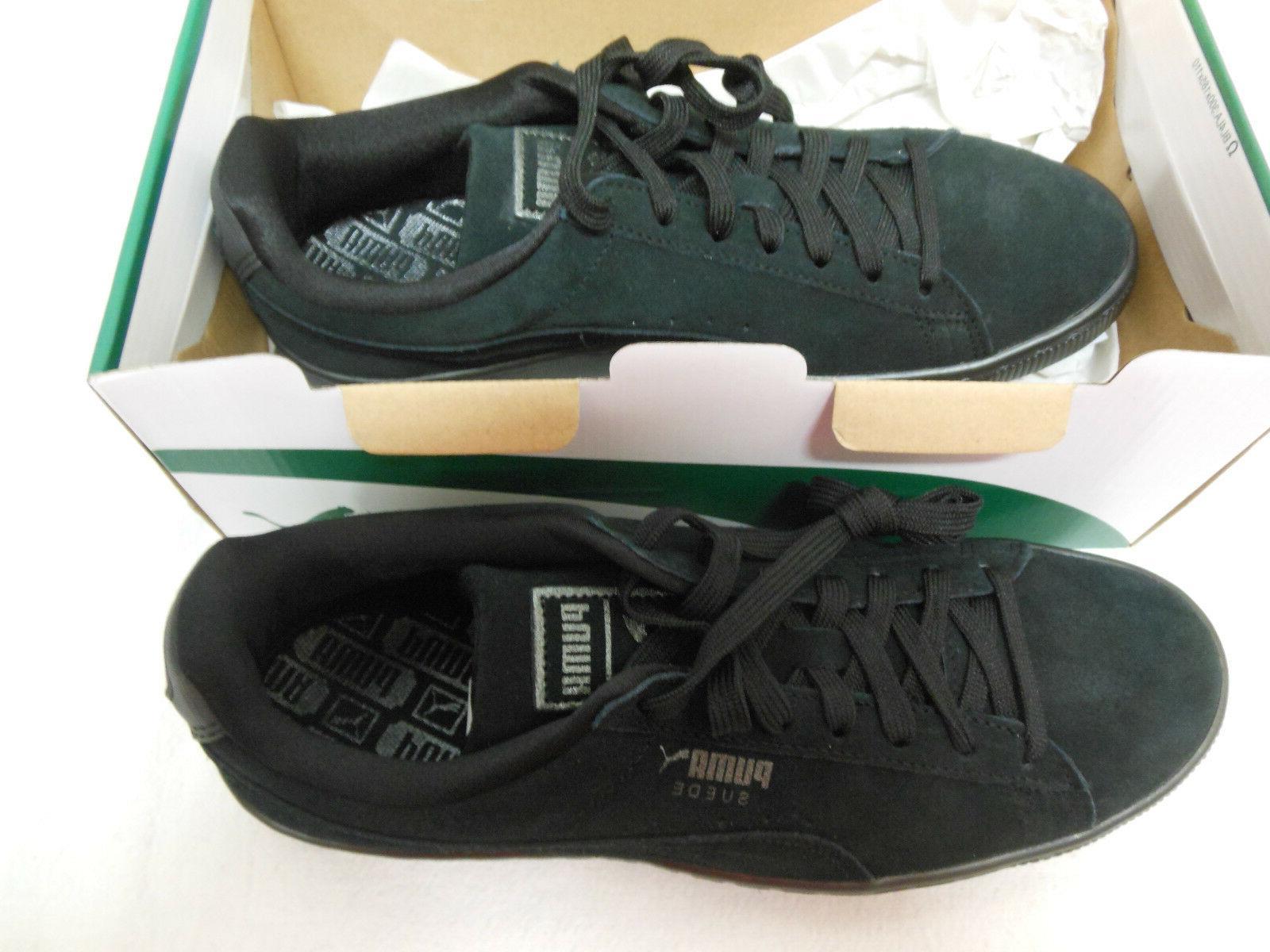 Suede Men's Sneakers Item