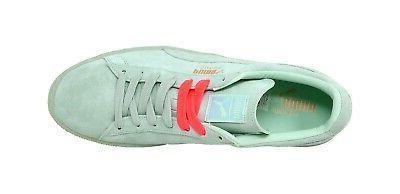 PUMA Classic Blue Aqua Shoes