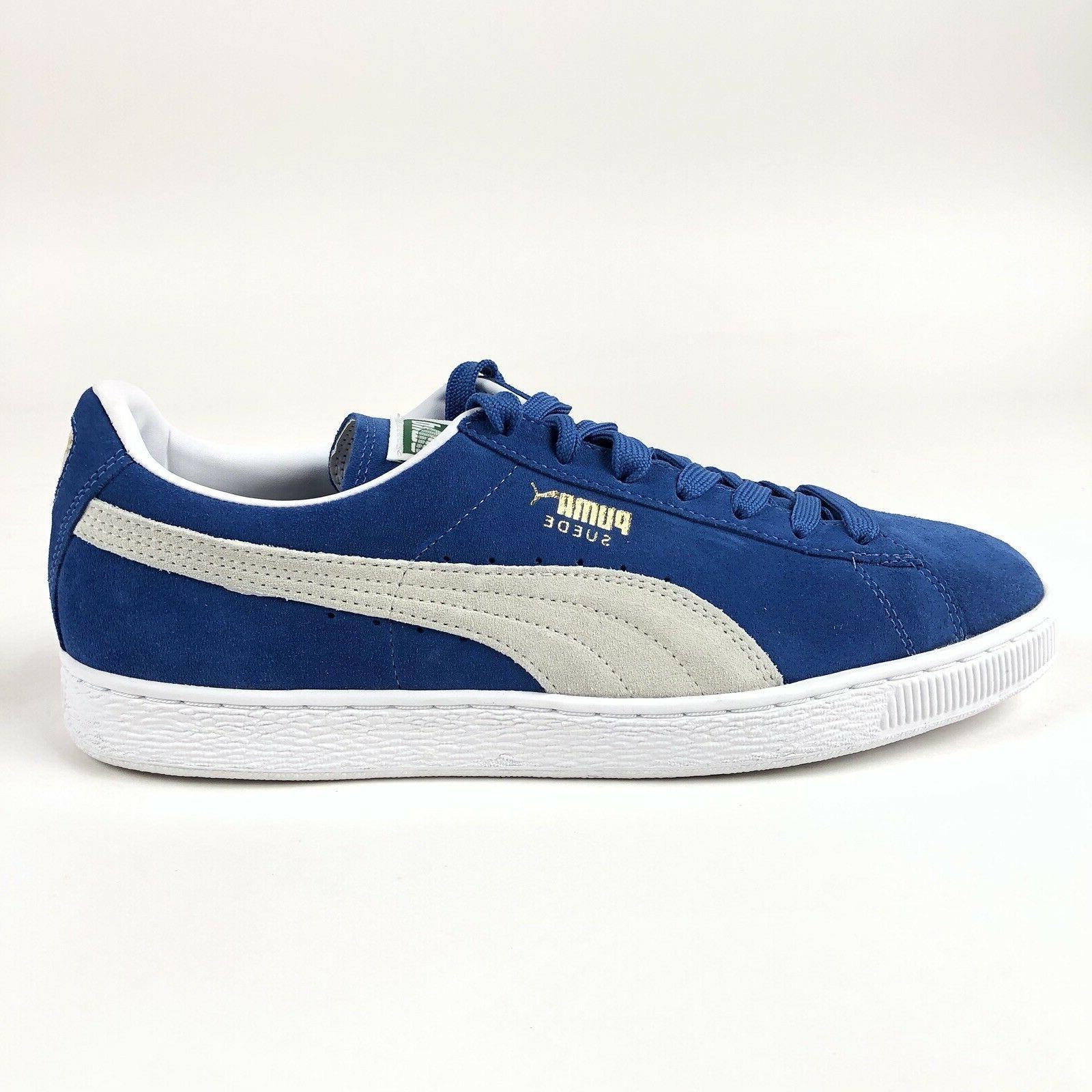 Puma Classic Blue Low Shoes Size Shoes