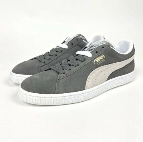 Puma Gray Size