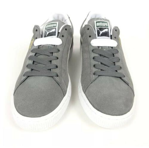 Puma Suede Classic Steeple Gray Low Tennis Size 12 Shoes