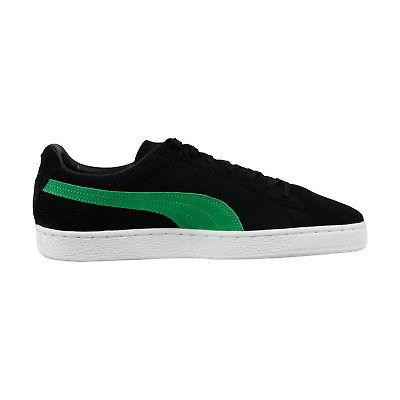 Puma X Xlarge Black Low Lace Up Sneakers