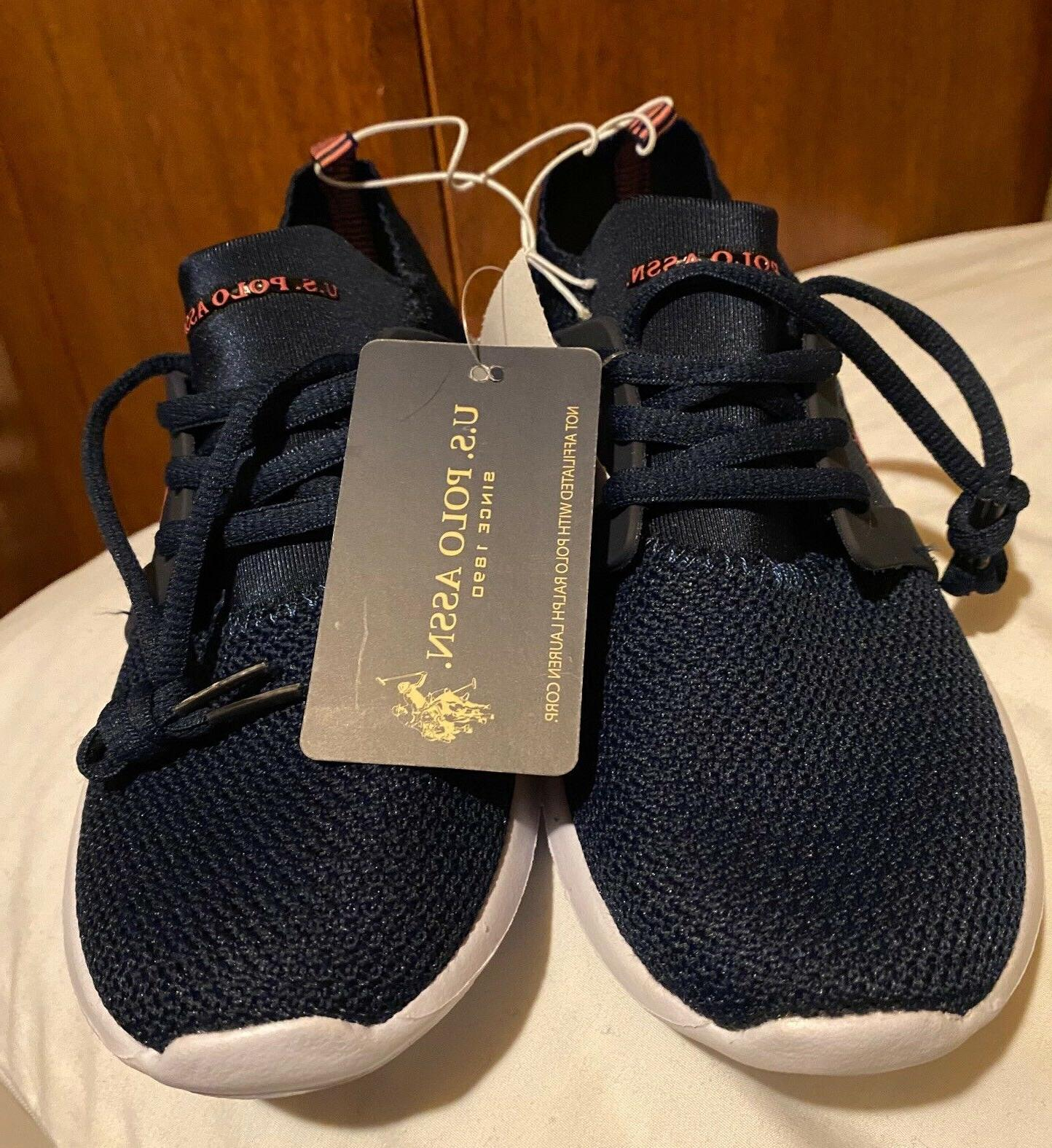 tennis shoes for girls in navy