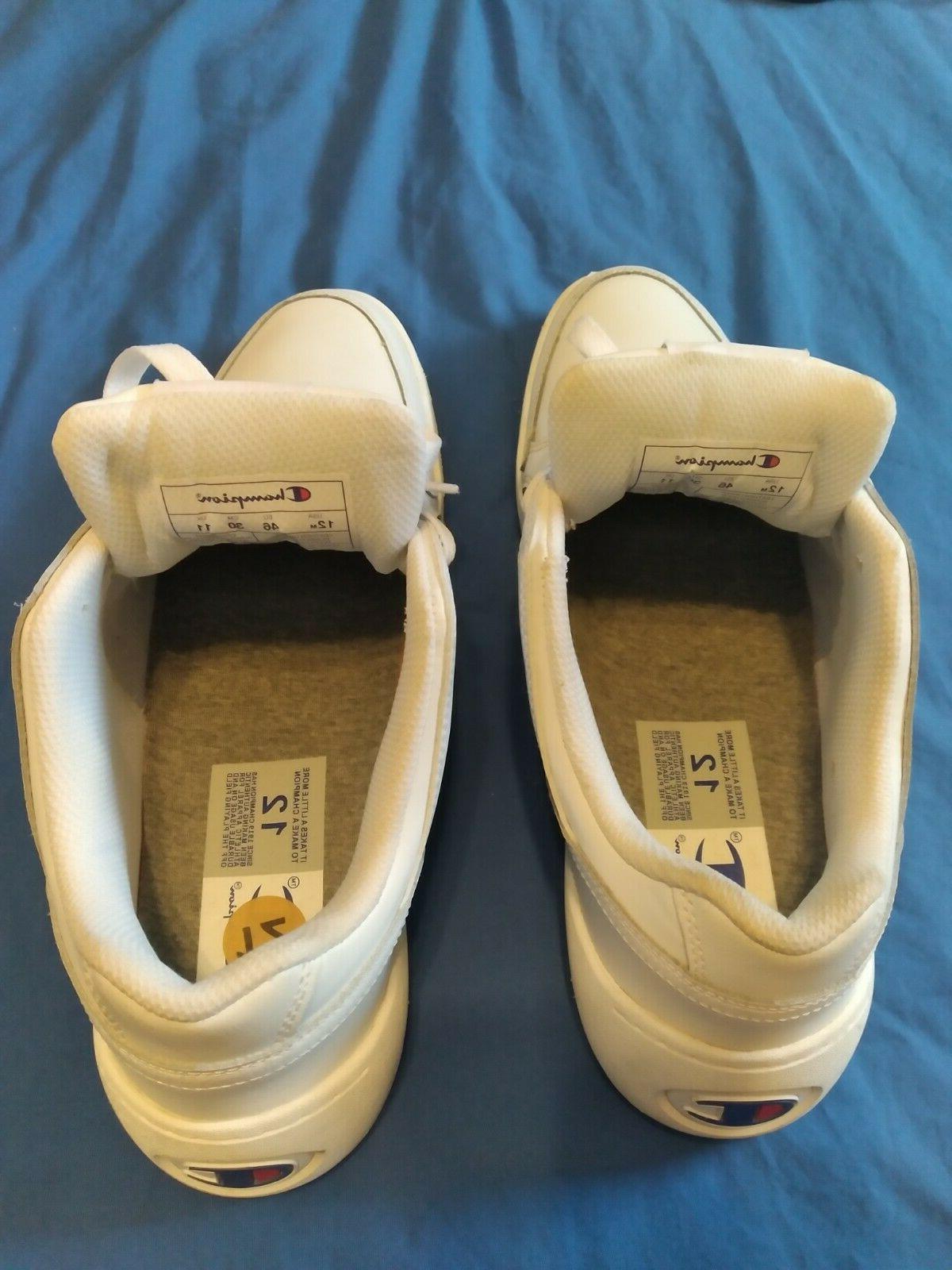 tennis shoes white size 12