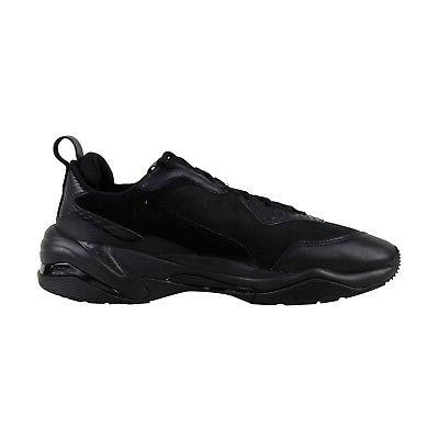 Puma Thunder Desert Black Lace Up Sneakers