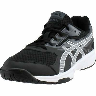 upcourt 2 casual volleyball shoes black mens
