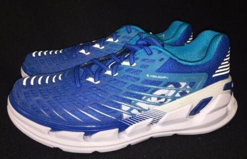 Hoka One One Vanquish 3 Running Tennis Shoes Medieval Blue /