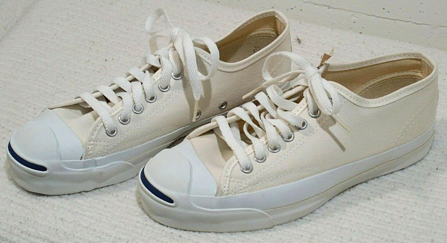 Vtg Converse Jack Purcell Tennis w/ US 6.5 Made