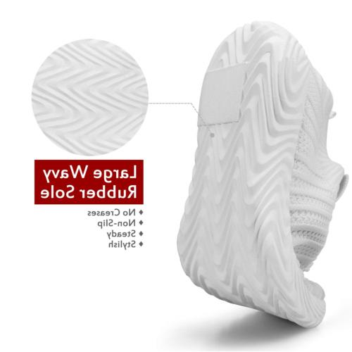 Feetmat Walking for Women on Training White M