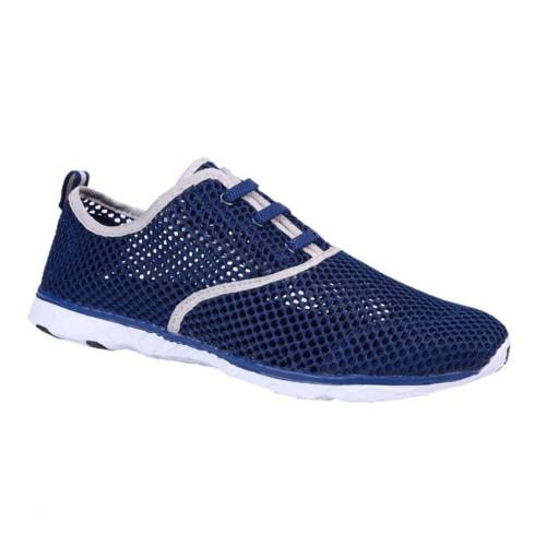 Water Shoes for Men Quick Drying Beach Navy, 39
