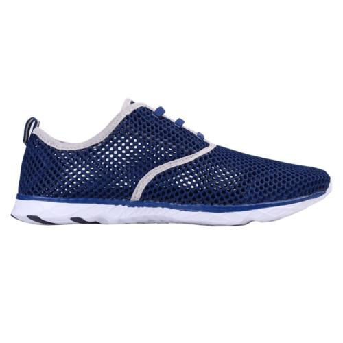 Water Men Quick Shoes Beach Pool Shoes Navy, 39