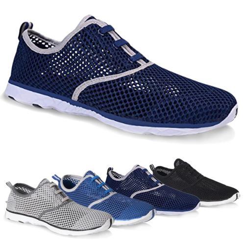 water shoes for men quick drying aqua