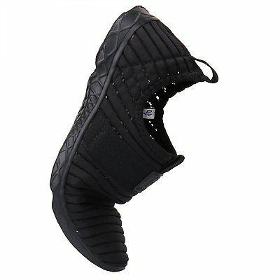 Water Women's Walking Shoes Black