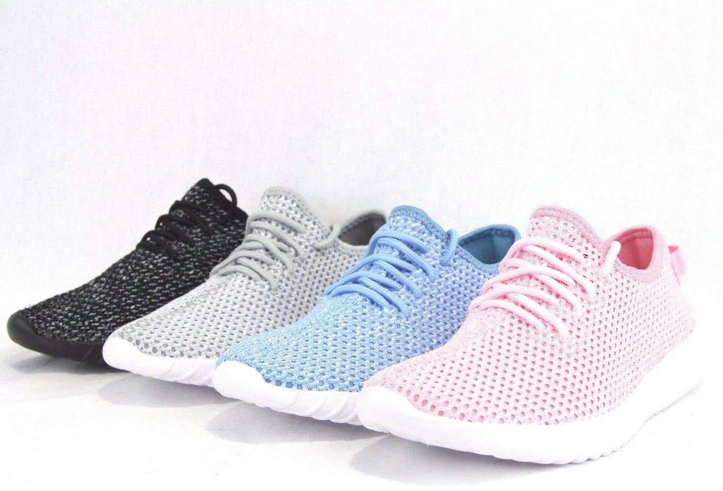 women mesh sneakers tennis comfortable walking athletic