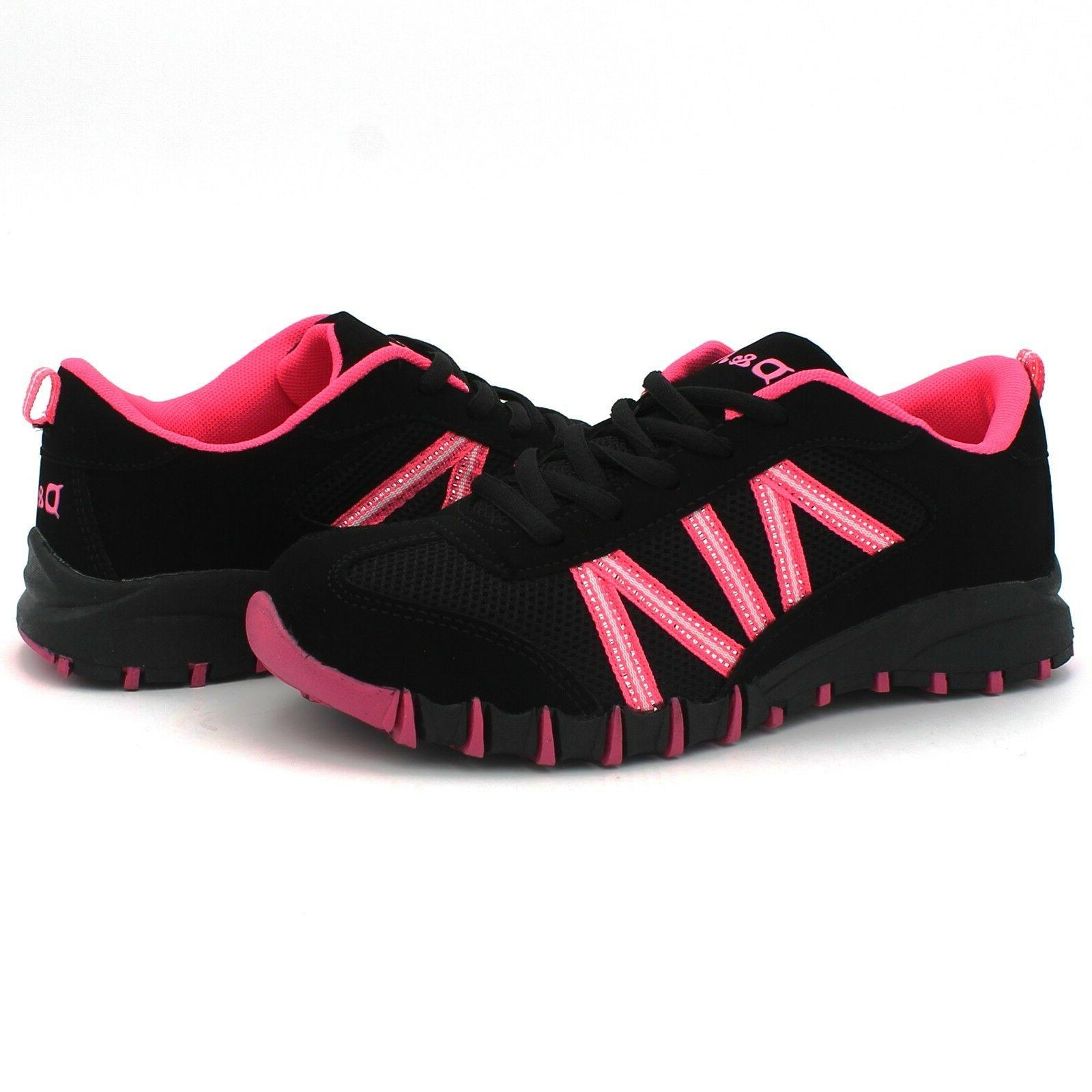 Women's Sneaker Tennis Lace-Up