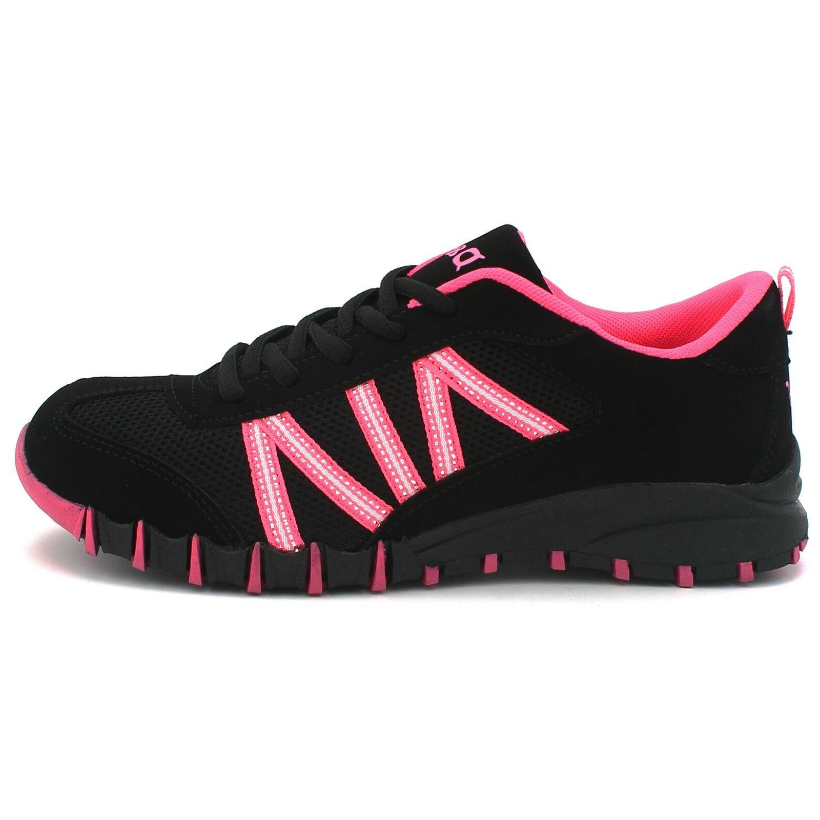 Women's Casual Tennis Walking Lace-Up Suede