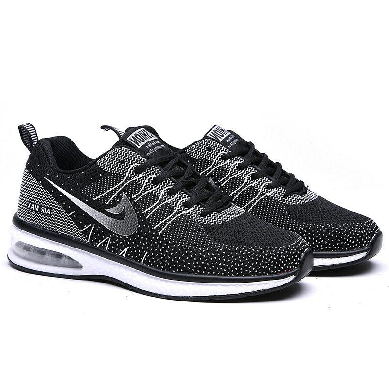 Women's Sneakers Air Cushion Athletic Tennis Shoes Running