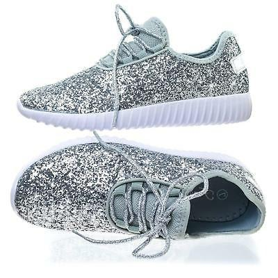 Forever Women's Remy-18 Glitter Sneakers Fashion Sneakers Sparkly Sh...