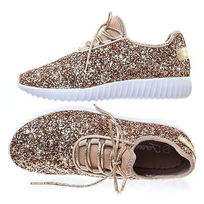 Forever Link Women's Remy-18 Glitter | Sneakers Sparkly