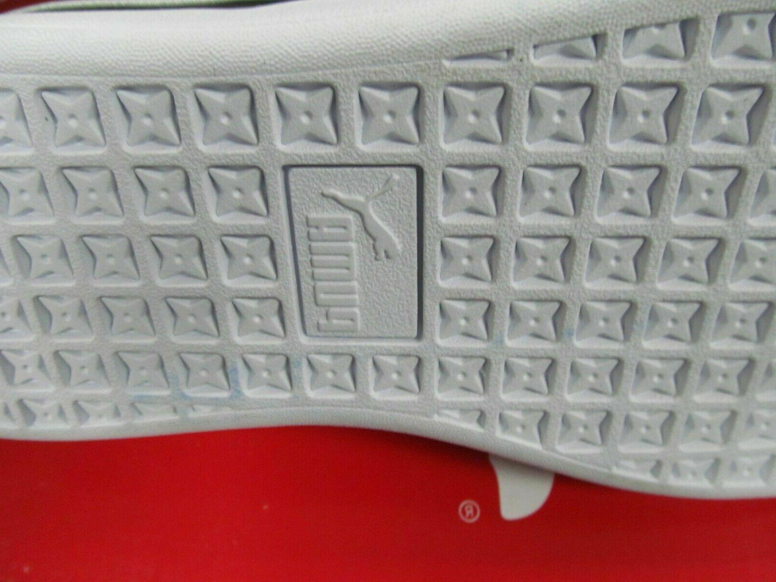 Puma Women's Ladies Tennis Shoes, White