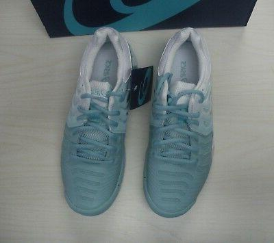 7 TENNIS SHOES- PORCELAIN BLUE/