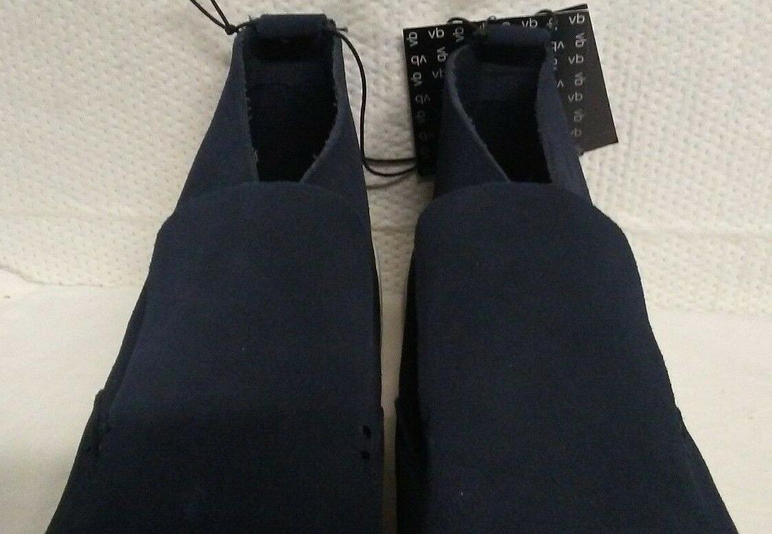 BLUE ROSELYN HIGH ANKLE SHOES SIZE 10