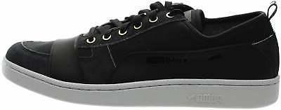 Puma McQueen Serve Low Casual Sneakers Black - Size