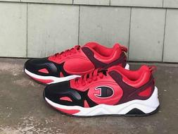Champion Life Mens NXT Tennis Shoe red/black,  New without b