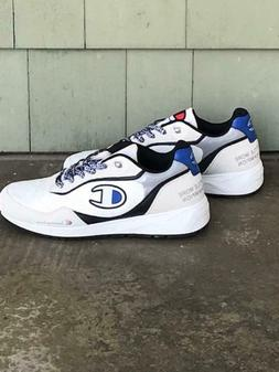 Champion Life Mens Sneaker 93nineteen Tennis Shoes , New wit