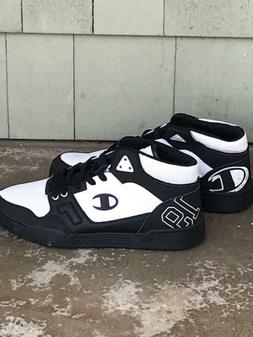 Champion Life Mens Sneaker Hi Top Tennis Shoes , New without
