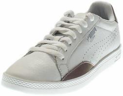 Puma Match Low Tennis Shoes - White - Womens