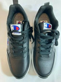 Men's Champion 93Eighteen Casual Leather Tennis Shoes G/A Bl