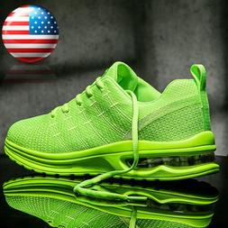 Men's Air Cushion Athletic Running Shoes Gym Sports Lightwei