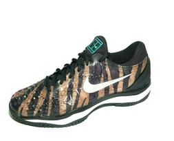 Men's Nike Air Zoom Cage 3 HC Tennis Shoes Black Clay 918193