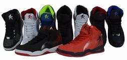 Men's Air Athletic Sneakers Casual High Top Running Sport Te