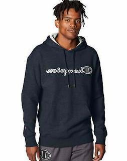 Champion Men's Powerblend Fleece Pullover Hoodie Sweatshirt