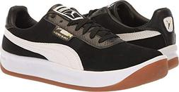 PUMA Men's California Casual Puma Black/Puma White/Puma Team