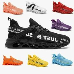 Men's Casual Running Shoes Walking Outdoor Sports Jogging Te
