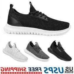 Men's Casual Sneakers Outdoor Walking Athletic Tennis Runnin
