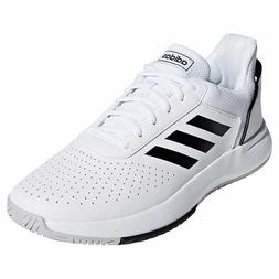 ADIDAS Men's Courtsmash Sneakers Tennis Shoe White