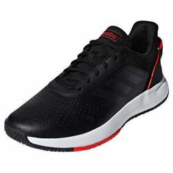New - Adidas Men's Courtsmash Tennis Shoes Athletic Black Wh