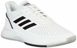 adidas Men's Courtsmash Tennis Shoes - WHITE - PICK SIZE - 9
