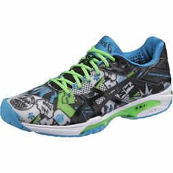 MEN'S ASICS GEL SOLUTION SPEED 3 TENNIS SHOES  NYC