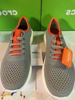 Crocs Men's Literide Pacer Sneaker | Comfortable Tennis Shoe