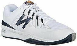 New Balance Men's MC1006V1 Black/White Tennis Shoe - 15 DM U