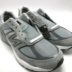 New Balance Men's Running Shoe Grey made in USA M990GL5