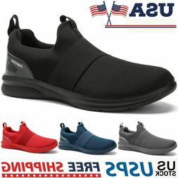 men s running shoes lightweight breathable casual